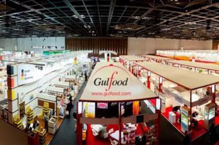 نمایشگاه گالفود دبی