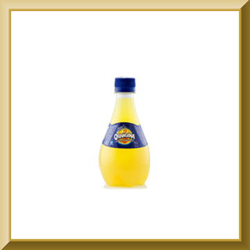 نوشیدنی اورنجینا پرتقالی گازدار 320